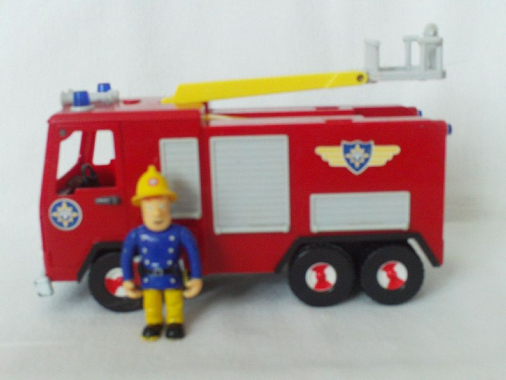 How To Build A Toy Fire Truck